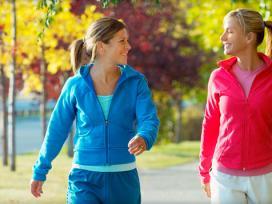 спорт пробежка